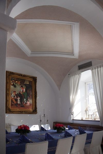 stucco interior design